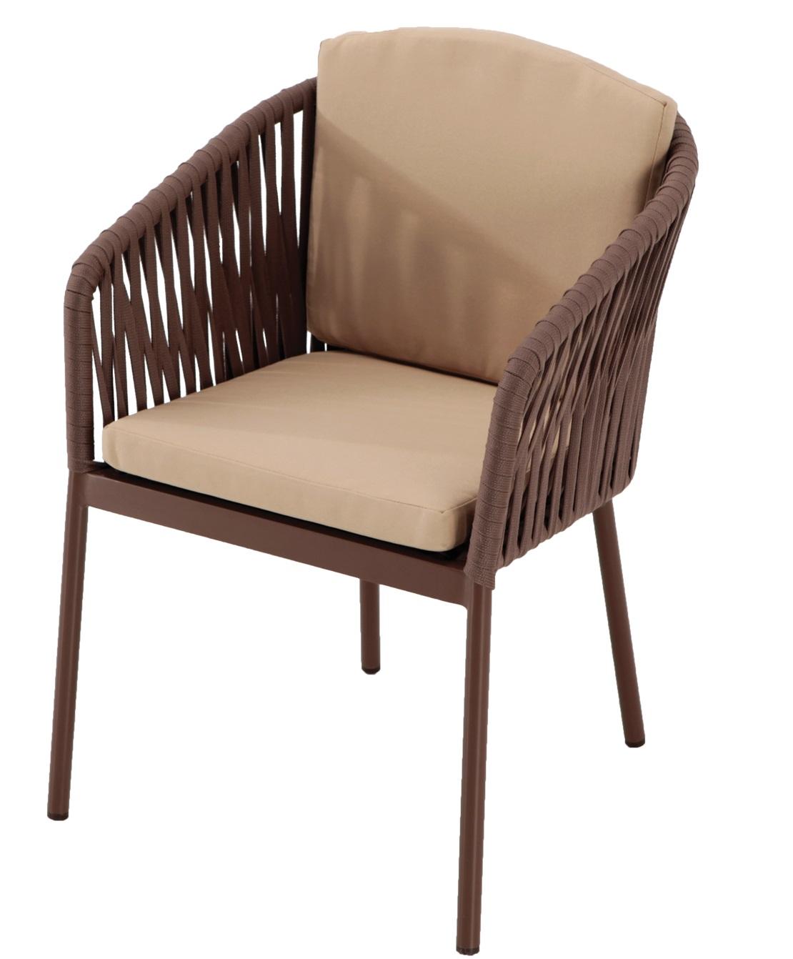 sillas co respaldo curvo terraza