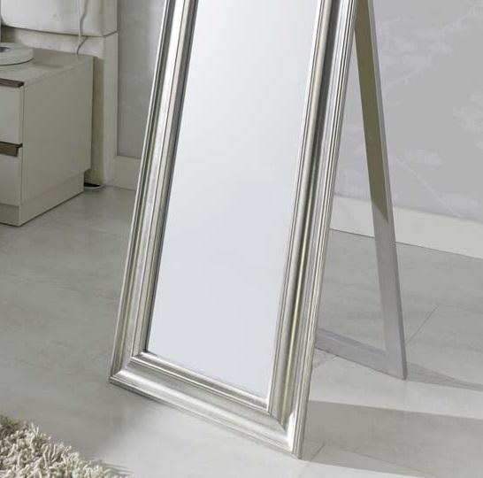 Espejo vestidor plata 180x50 e 205 for Espejos de vestidor