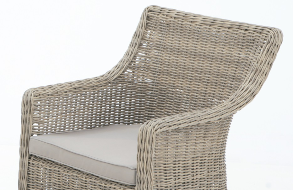 Set sillones rattan natural dino for Sillones de rattan baratos