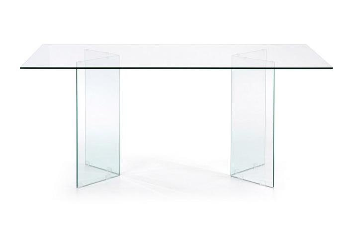 Mesa De Comedor Cristal Transparente Ghost 180x90 Www