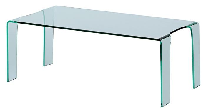 Mesa de centro cristal templado evo - Mesa baja cristal ...