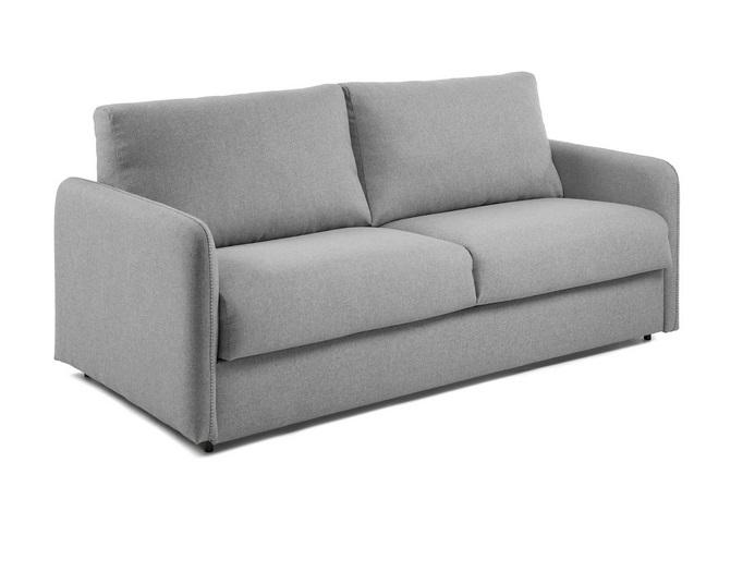 Sofa cama pocket colchon tela kansas gris - Colchon para sofa cama ...