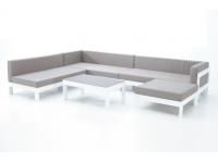 Set terraza sofa lounge modular laos