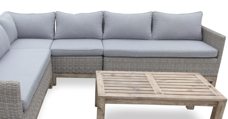 sofa esquinero terraza rattan madera natural valeria www